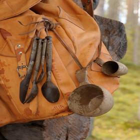 Kupilka set de couverts, 4 pièces